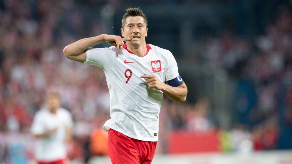 Euro 2020: Robert Lewan'goal'ski the atlas of the Poland Football team