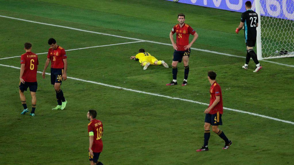Euro 2020: Spain held to goalless draw against Sweden