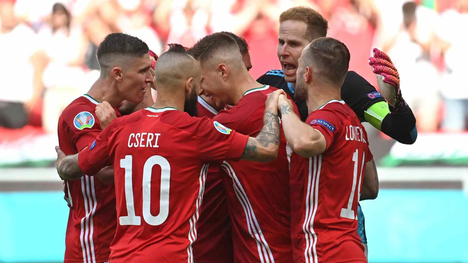 Euro 2020 Hungary Win Hearts With Fine Performance Against France