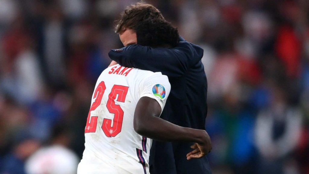 Euro 2020: Southgate takes blame for putting Bukayo Saka on final penalty