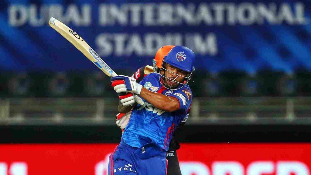 Dhawan goes past 400 runs in IPL 2021 to equal Warner, Raina's record